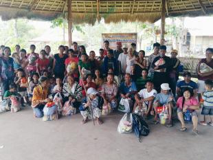CSR San Isidro, Bulalacao Oriental Mindoro Dec. 26 - 29, 2016